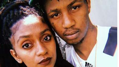 South African Rapper Emtee Beaten By His Fiance