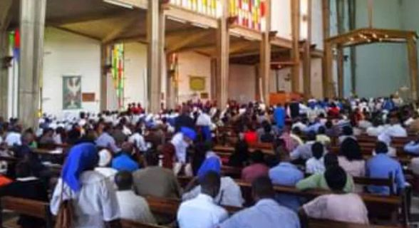 Man On The Run For Allegedly Beating Up Priest In Church