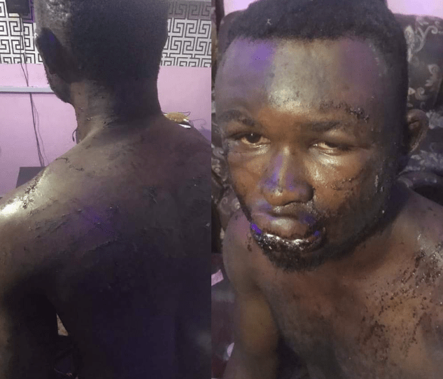 Man allegedly brutalized and almost shot by soldiers