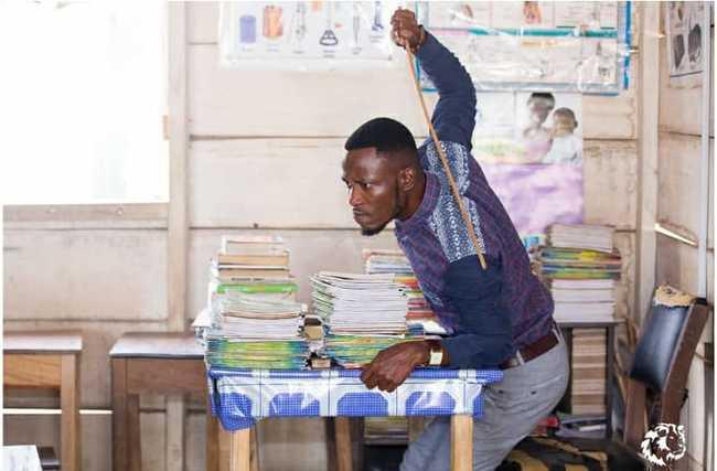 Teacher Kwadwo Salary As A Teacher