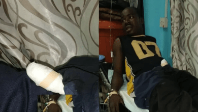Obuasi: Penis of an armed robber rapist bitten off by victim while receiving 'BJ'
