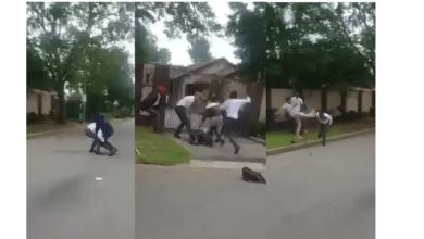 Edenglen High School pupils massive fight was sparked by R25 debt