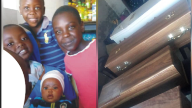 Kids Murdered In Cold Blood By Their Mother Laid To Rest