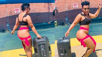 Zodwa Wabantu dancing without panties – Video
