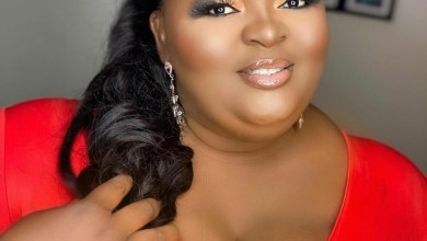 Eniola Badmus tells those who criticize her for her weight