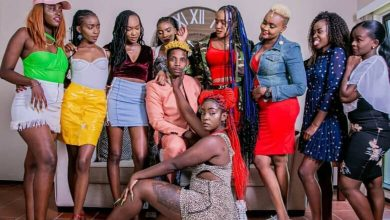 Photos Of Sassy Girls Auditioning To Be Erick Omondi's Wife