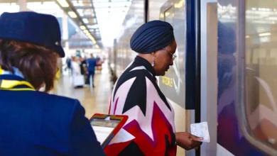 Nigeria First Lady Aisha Buhari run away from Aso Rock -Video