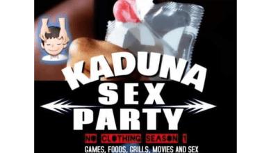 Police arrest organizers of 'Kaduna Sex Party'
