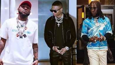 Wizkid Refused To Stop Davido And Burna Boy From Fighting In Ghana