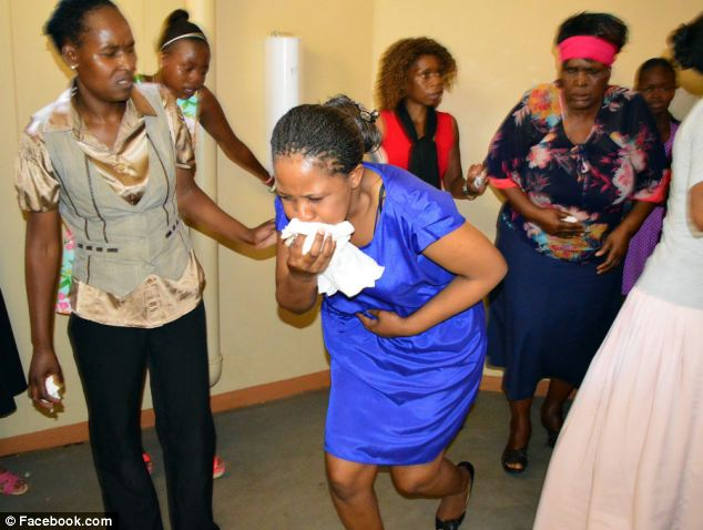 Pastor forces church members to suck his manhood, says it has holy milk which will heal them