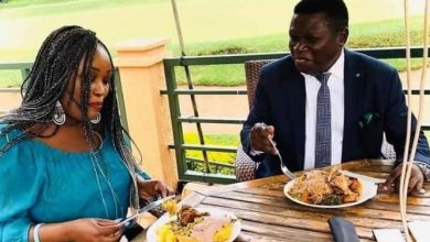 Beatrice Kayanja Silences her Husband, After been chewed by Presidential candidate
