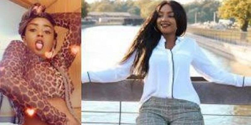 Nana Weber admits she Leaked her viral sextape (Watch here)