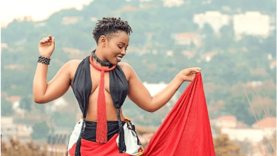 Juicy model from Uganda stuns the internet – No wonder we advised men to marry from there -Photos
