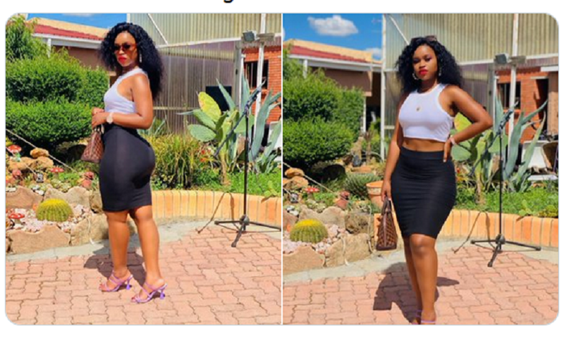 Lady Attends Church Without Wearing Panties To Be Impregnated by the Holy Spirit