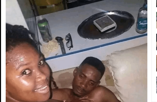 Horny girlfriend cries out: My boyfriend never wants to have sex with me, he doesn't allow me in his bedroom