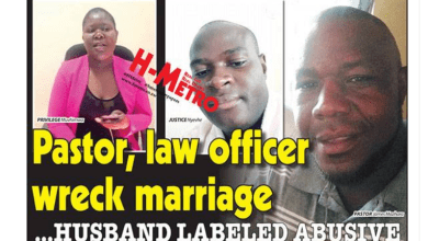 My wife slept with a pastor, senior police officer and an engineer