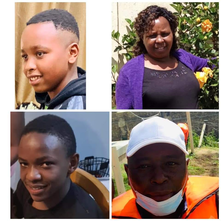 They deserve to die - 22-year-old student confesses to the brutal murder of his parents, brother, cousin and worker