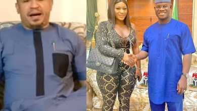 Daddy Freeze condemns those criticizing Destiny Etiko for her choice of outfit for visit to Kogi Governor