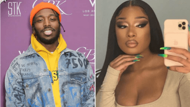 Megan Thee Stallion confirms dating fellow rapper Pardison Fontaine