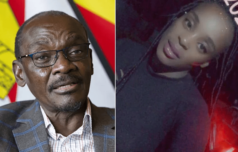 Zimbabwe Vice President Kembo Mohadi Has Resigned After Chopping Married Woman Video Hits Online, Zimbabwe Vice President Kembo Mohadi's sextapes leaked, Zimbabwean Vice President arranging for office sex with a married woman