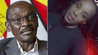 Zimbabwe Vice President Kembo Mohadi Has Resigned After Chopping Married Woman Video Hits Online, Zimbabwe Vice President Kembo Mohadi's sextapes leaked , Zimbabwean Vice President arranging for office sex with a married woman