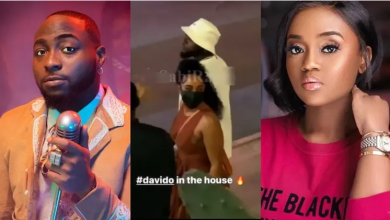 """I chose peace of my mind"" Davido breaks silence on dumping Chioma for American model"