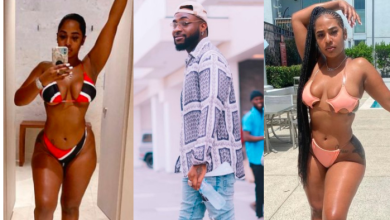 Meet Nigerian Musician Davido's New Girlfriend Mya Yafai