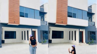 BBNaija's Nengi shows off her new home in Lagos (photos)