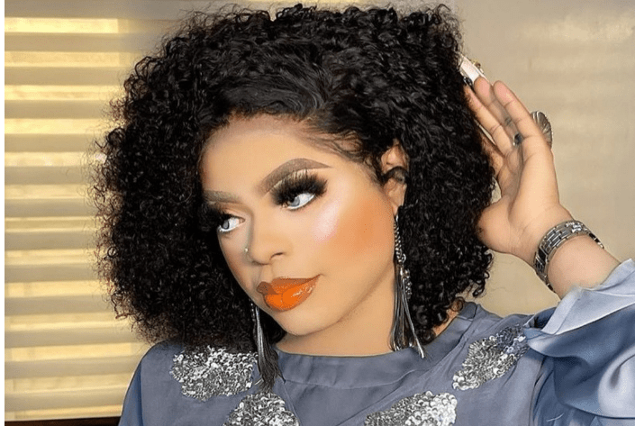 Bobrisky claims he's about to undergo surgery to look more feminine then shares photo of the transgender woman he intends to look like after the surgery