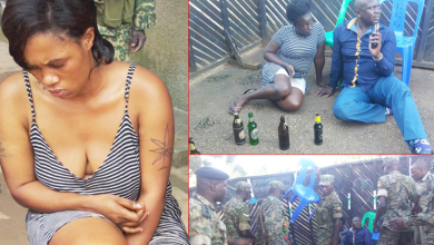 Married Men Bonking Prostitutes In Lodges In Broad Day Light has been arrested