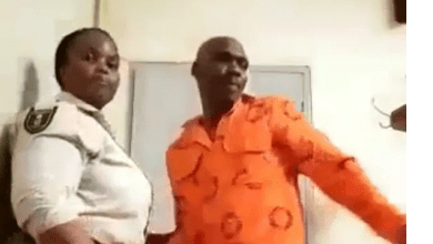 Prison warder whose leaked sex -tape with inmate caused stir kills herself