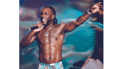 """""""I'll never forget how so many of you prayed that I don't win"""" Burna Boy tweets as he points out he won the grammys """"on his own"""""""