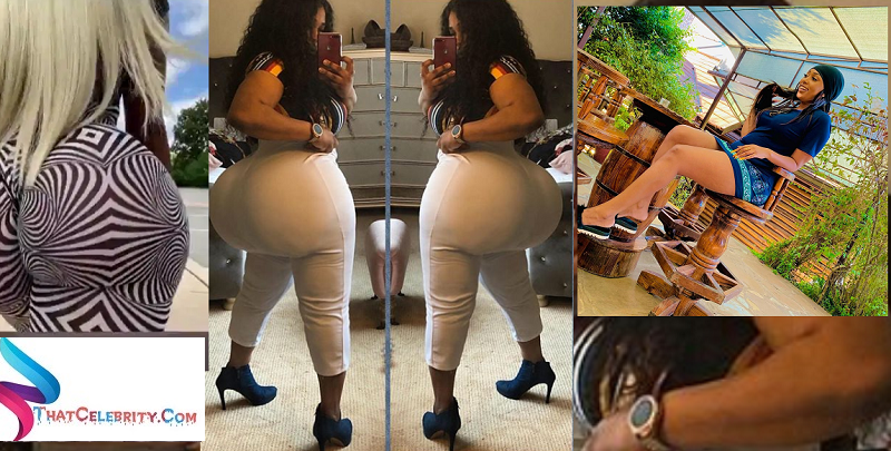 I bet this is the biggest, gigantic Booty you have ever seen - Video