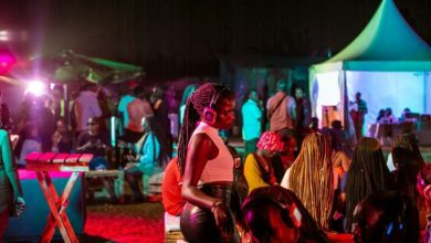 "PHOTOS: Wild, Super Hot University Business School Freshers Flock ""Shades in the Dark"" Campus Party"
