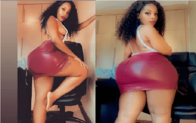 Get to know Monalisa aka 1Njuzu – The woman who has locked Social Media streets with sextape