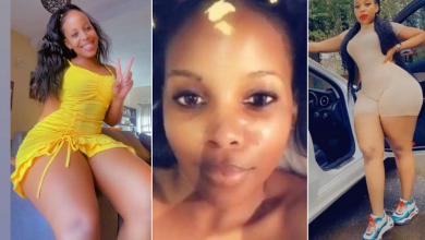 Njuzu's sextape Spark Heated Debates After Videos Go Viral On Social Media, Njuzu Threatens Suicide, Accuses Love Rival, Ms Shally, Of Leaking Bedroom Videos