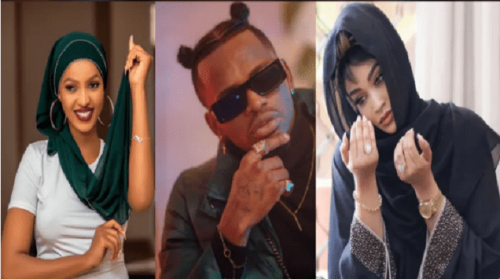Red Faced Zari Sends Spice Diana Constant Messages After Stunning Singer Spends A Night With Diamond