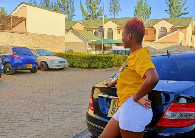UN staff, Maxwell Odongo, narrates how a Slay Queen he flew from Kisumu to Nairobi for paid 'fun' ended up being his wife (PHOTOs)