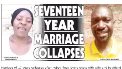 Marriage of 17 years collapses after hubby finds lovers chats with wife and boyfriend