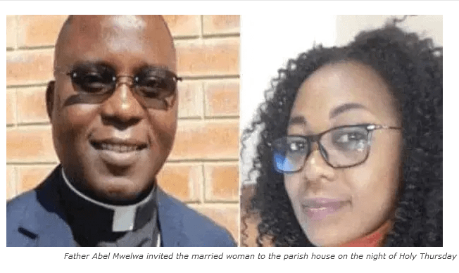 Married Woman Dies At Catholic Priest's House