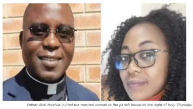 Married Woman Dies At Catholic Priest's House