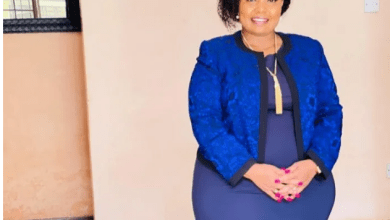 Former hawker turned politician, MILLICENT OMANGA, leaves men starving (New juicy photos)