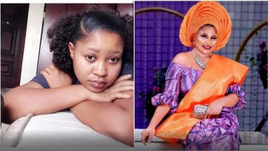 Regina Chuckwu, other Nollywood stars mock actress, Joke Jigan after her horrible experience with a tailor