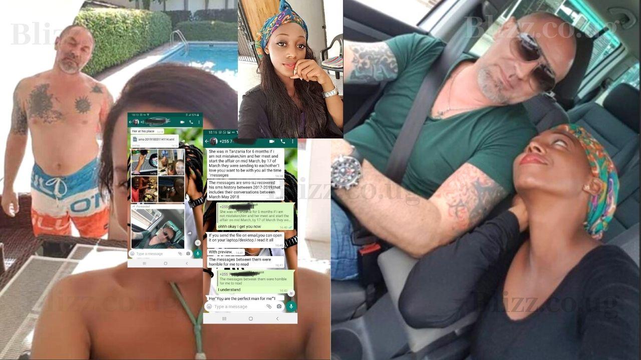 Woman Leaks Shocking Private Chats of Sasha Ferguson & Her Husband Cheating
