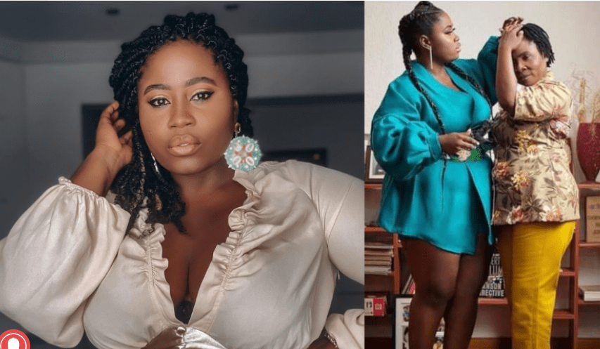 You'll never know peace in this life - Actress Lydia Forson curses man who said her mother is not worth celebrating
