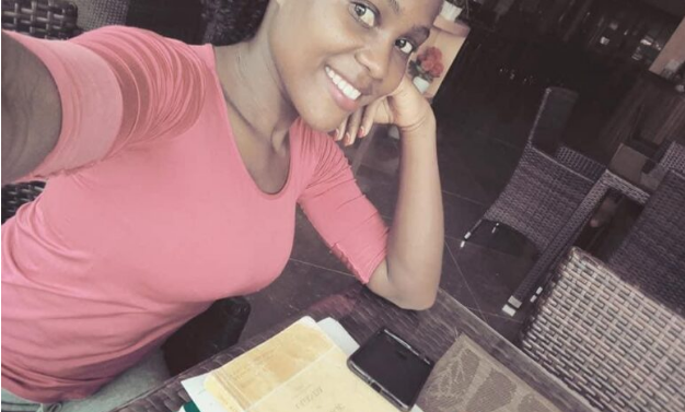LDC Student Gloria Leaked Her Own Video Clip, Leaves Many Satisfied By Her Kitone