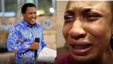 'My father is not dead' – Tonto Dikeh, others react as Prophet TB Joshua dies at 57