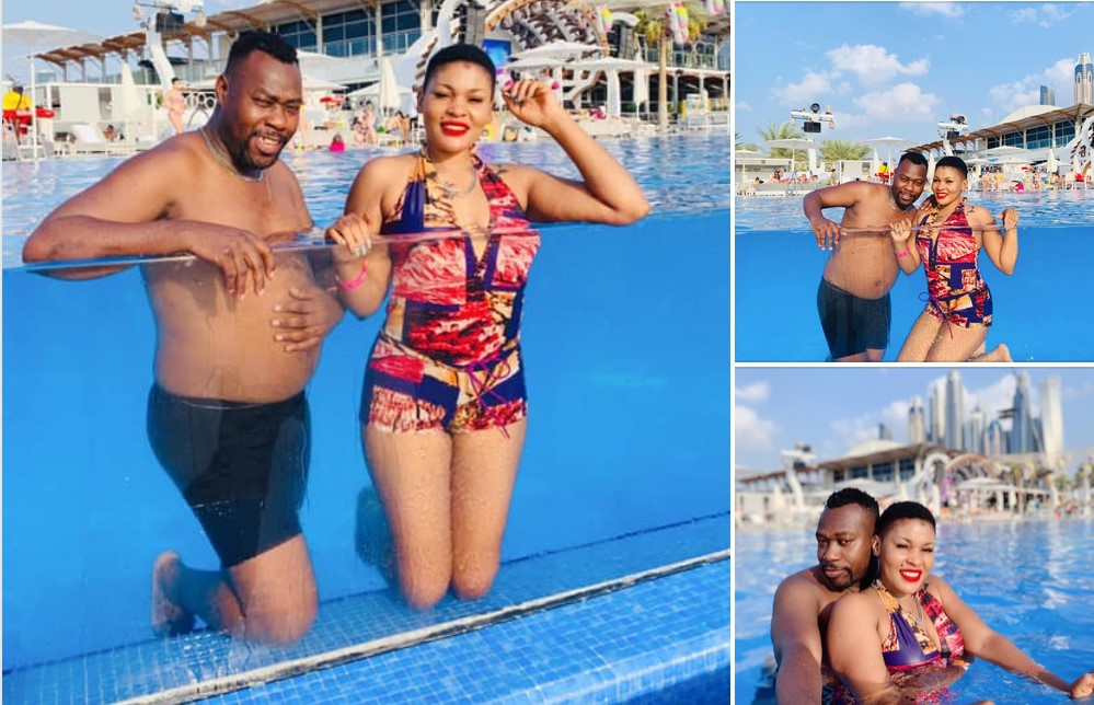 Sherry Matovu Sweeps Ex Husband's House Clean, Takes Everything and Moves In with New ToyBoy
