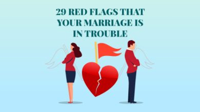 Warning Signs That Your Marriage is in Trouble