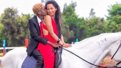 Eric Omondi Ex-Girlfriend Chanty Spotted Hanging With Flamboyant City Politician (photo)